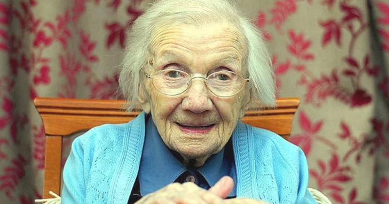 Jessie Gallan's secrets for a long life