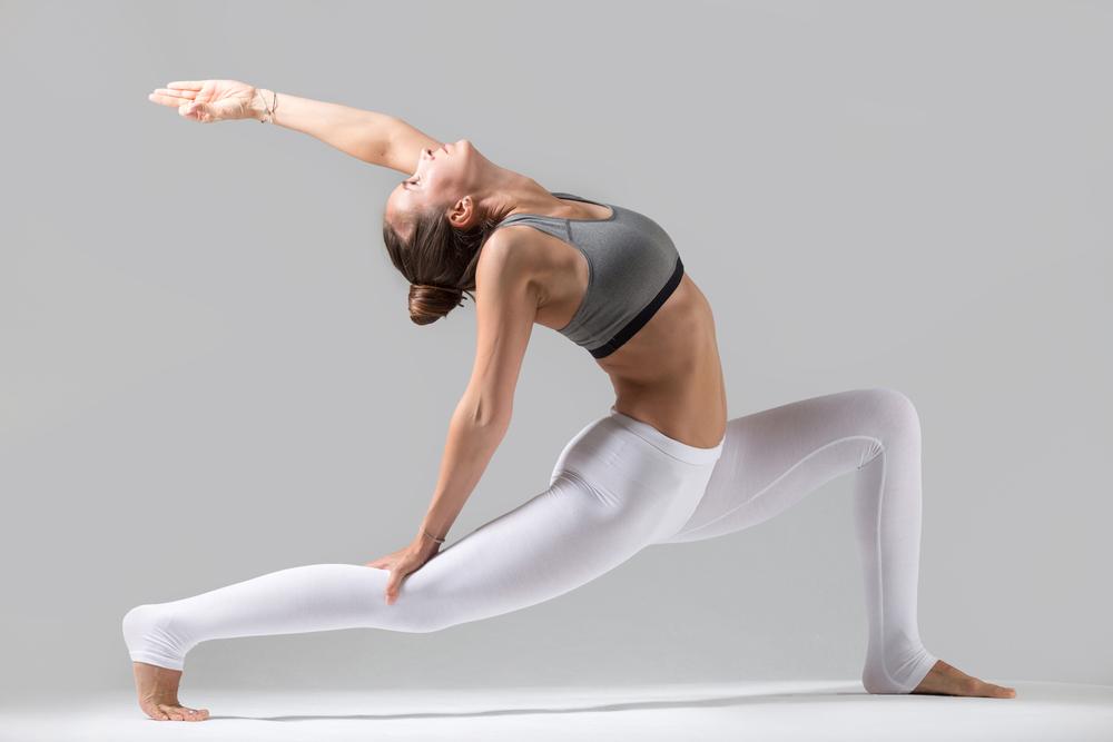 crescent lunge