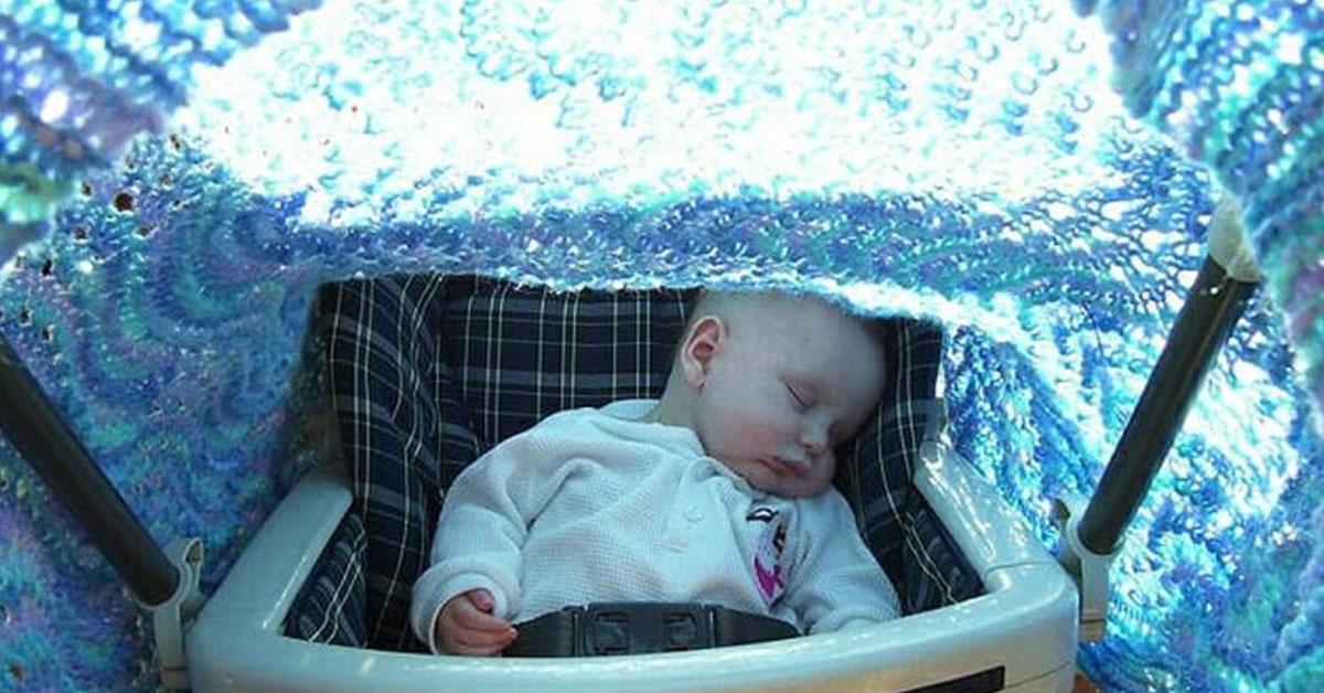infant heatstroke