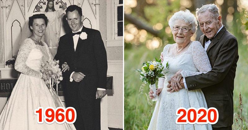 60th anniversary photo
