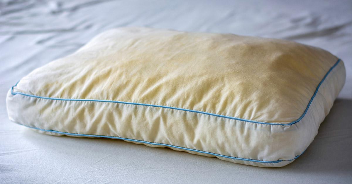dirty pillow