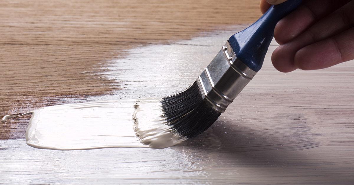 painting white